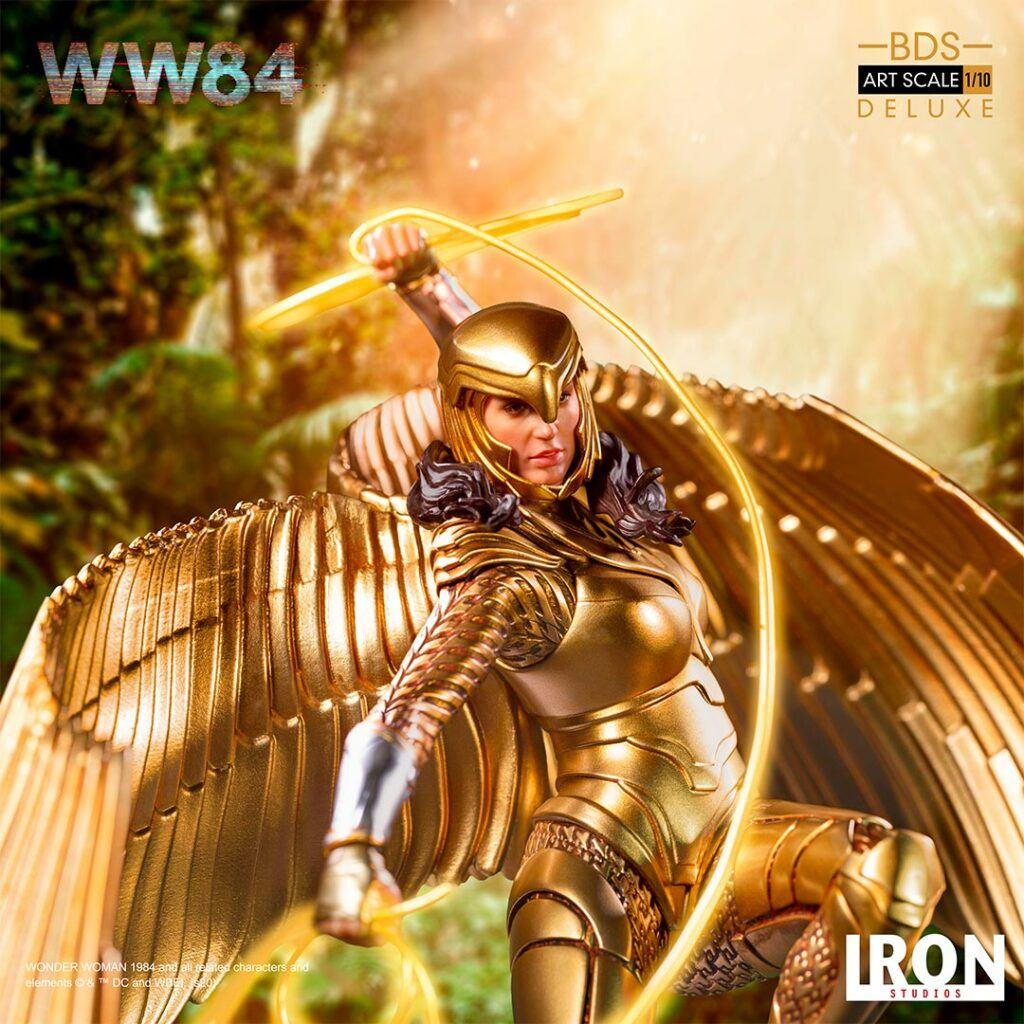 Wonder Woman 1:10 Scale statue