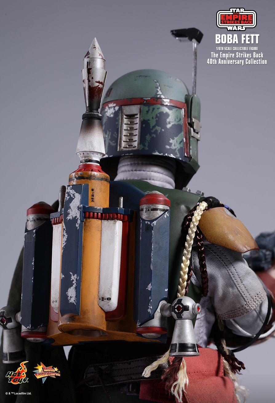 Hot Toys Boba Fett action figure