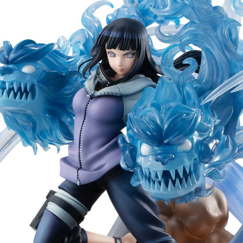 MegaHouse Hinata Hyuga figure