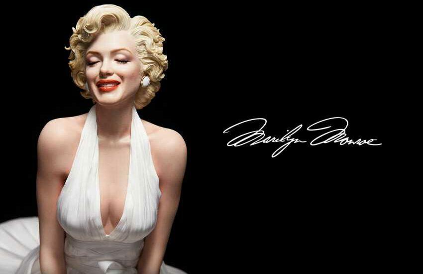 Blitzway Marilyn Monroe statue