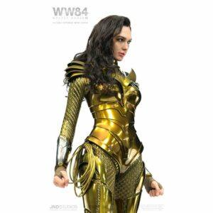 JND Studios Golden Eagle Armor Wonder Woman statue