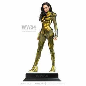 JND Studios Golden Eagle Armor Wonder Woman statue
