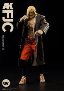 Underverse Fighting JC action figure