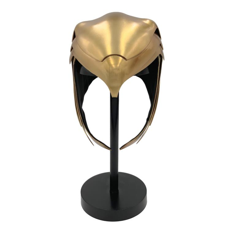 Factory Entertainment Golden Eagle armor helmet