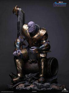 Queen Studios Thanos staute