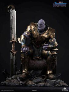 Queen Studios Thanos staute