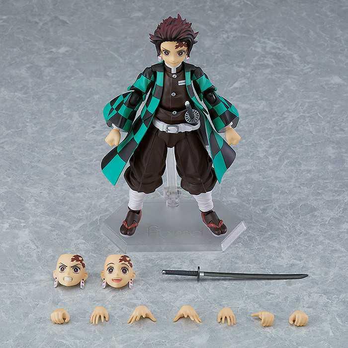 Tanjiro Kamado action figure