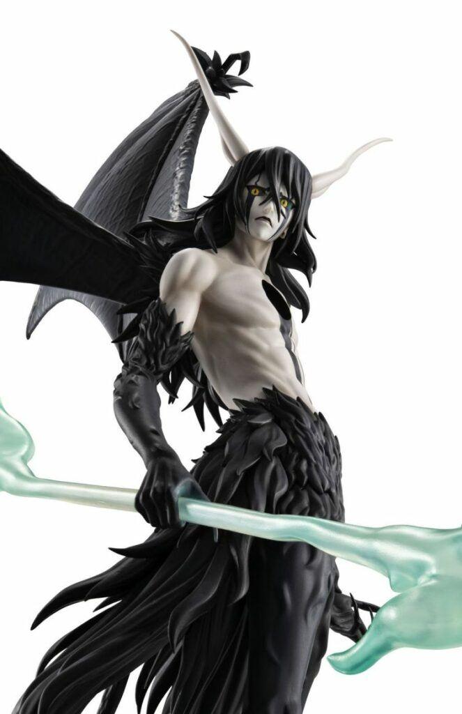 Bleach Ulquiorra Cifer figure