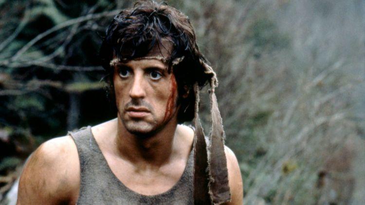 First Blood John Rambo