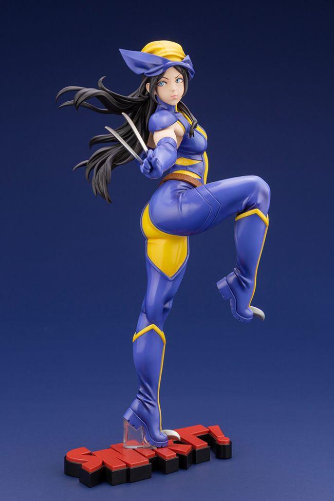 Laura Kinny Wolverine