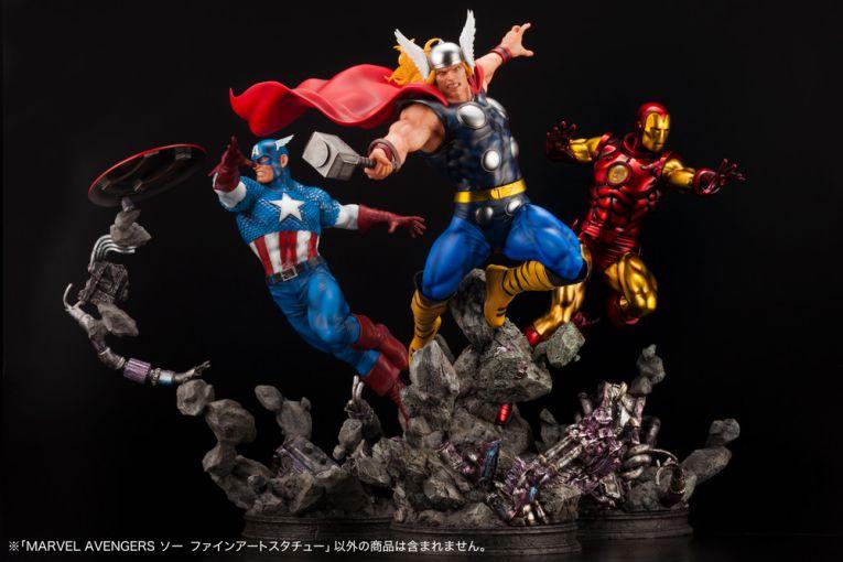 Marvel-Thor-statue