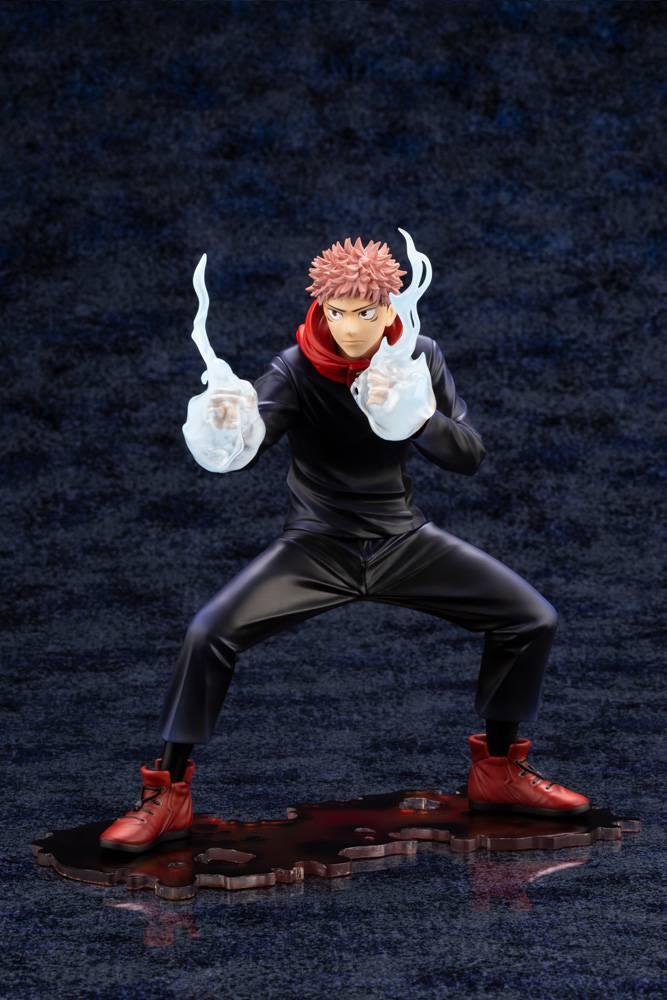 itadori yuuji figure