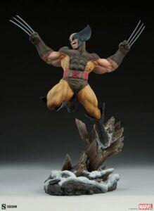Marvel wolverine figure