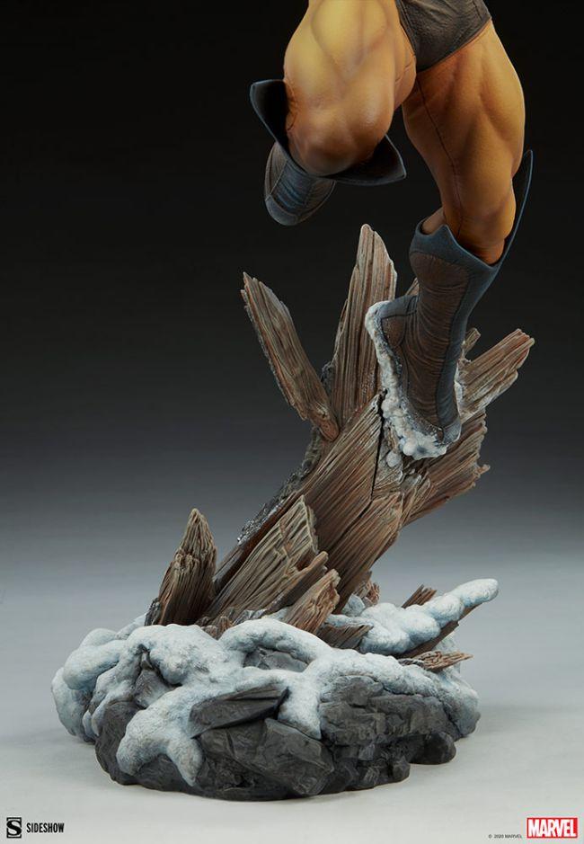 wolverine figure base