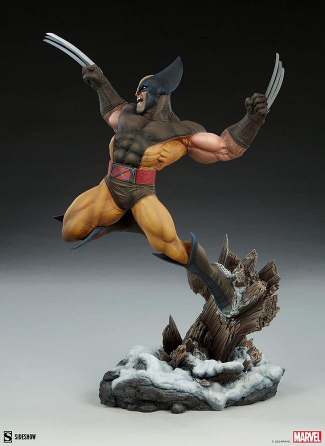X men wolverine figure