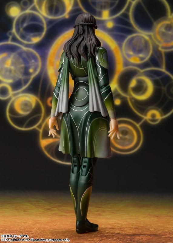 Eternals Sersi action figure