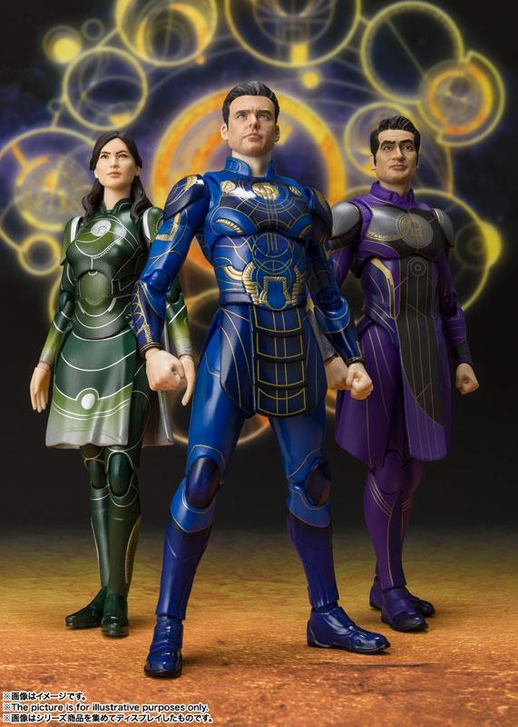 Eternals action figures