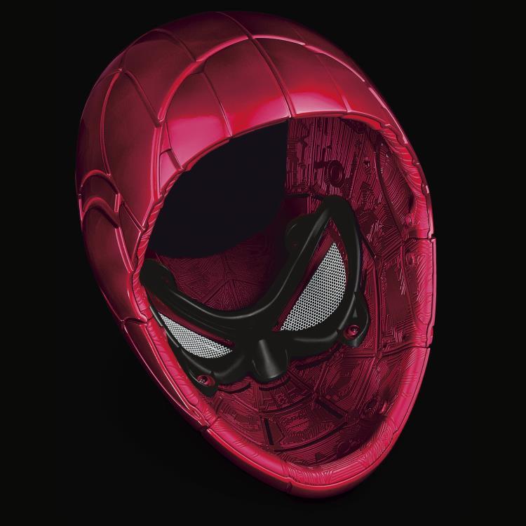 Iron Spider Electronic Helmet