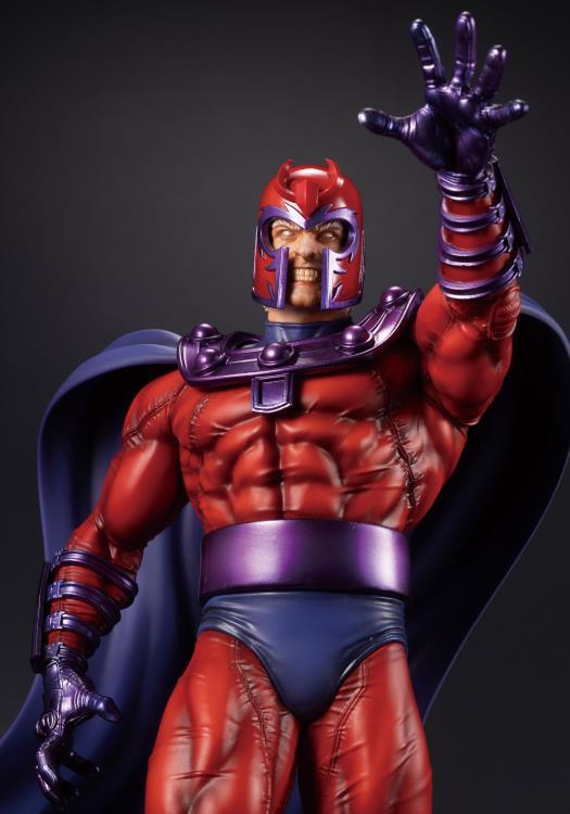 Marvel Magneto Statue