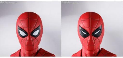 S.H.Figuarts Spider Man action figure