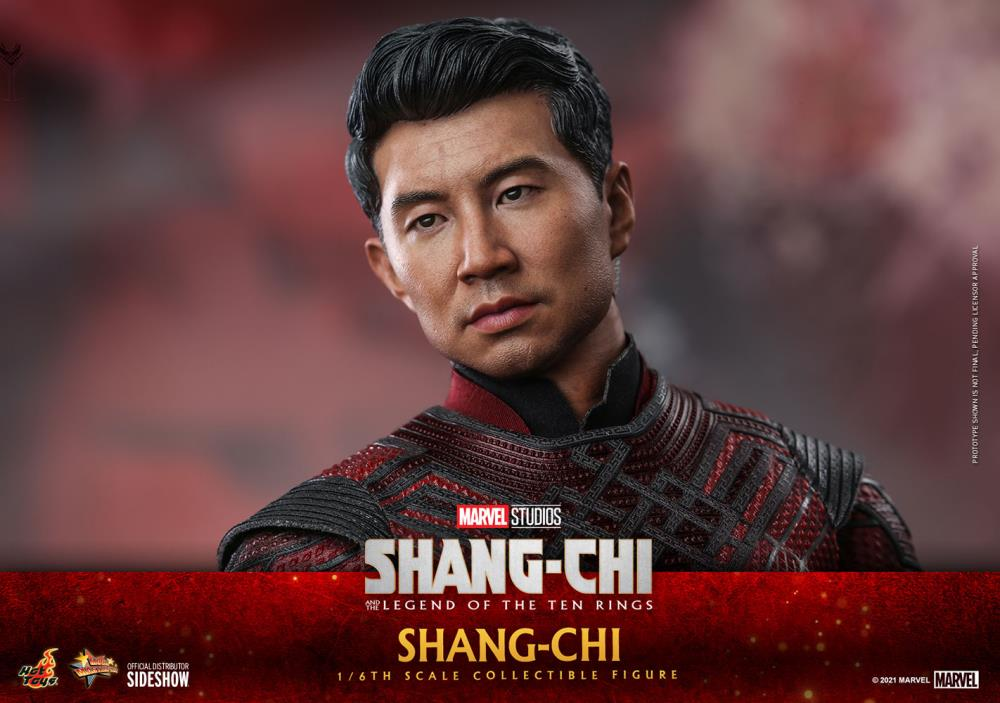 Shang-Chi Action Figure