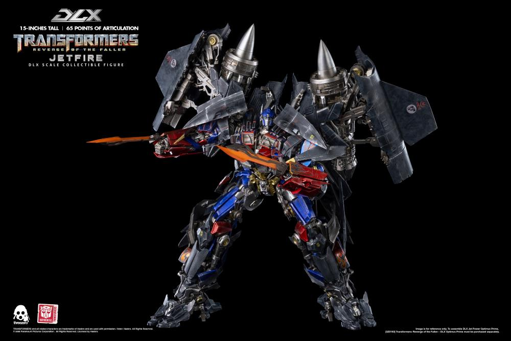 Transformers Jetfire Action Figure