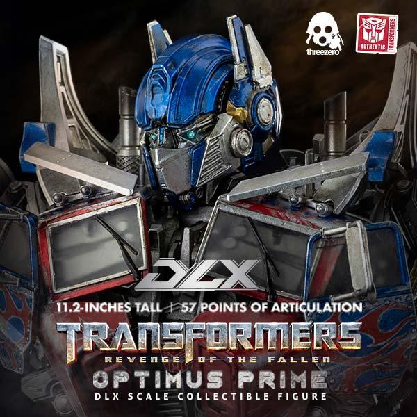 Transformers Revenge of the_Fallen_Optimus Prime Action figure