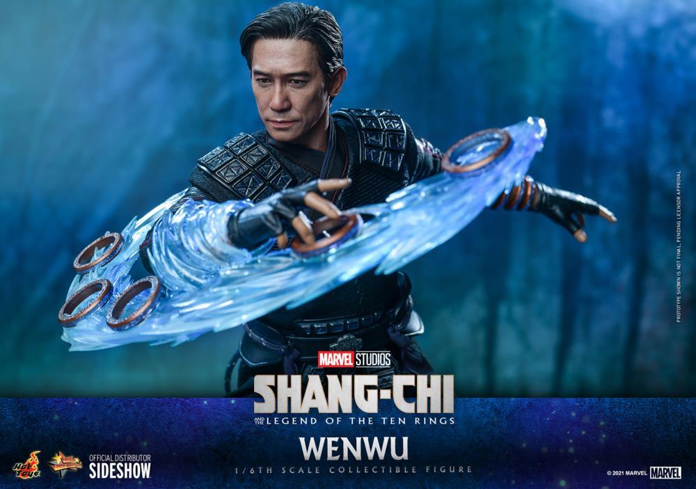 Wenwu Action Figure