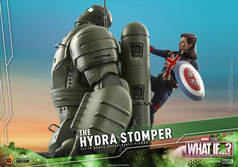 What If ... The Hydra Stomper figure