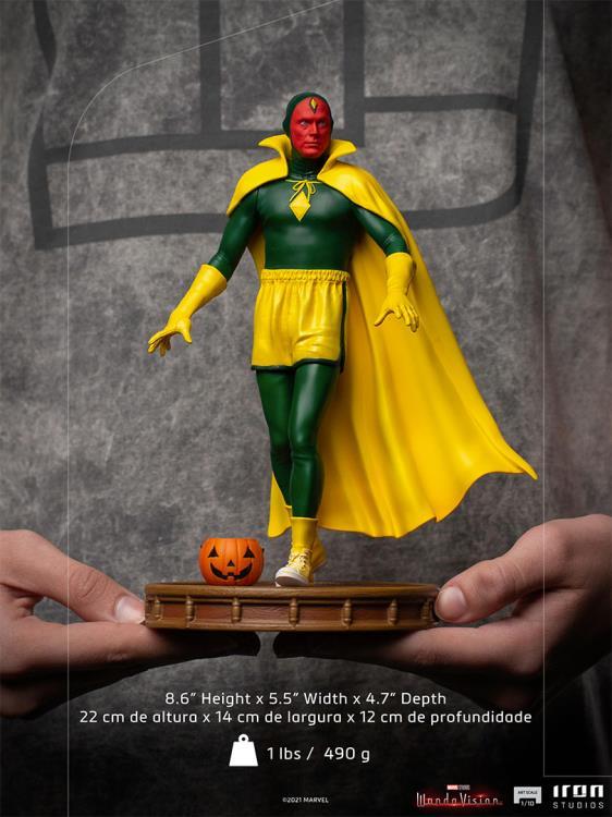 Halloween Version Vision Statue