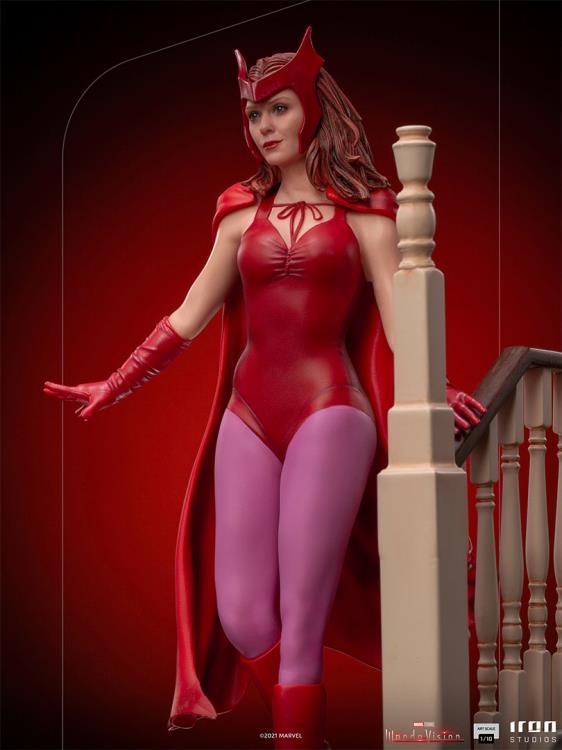 Halloween Version Wanda Statue