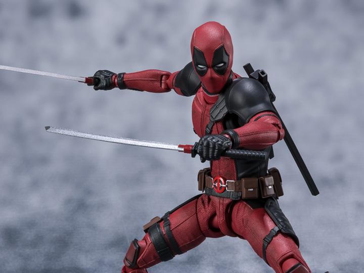 S.H.Figuarts Deadpool action figure