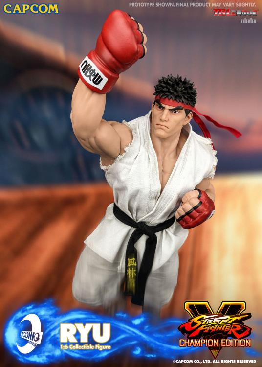 Street Fighter Ryu Action Figure